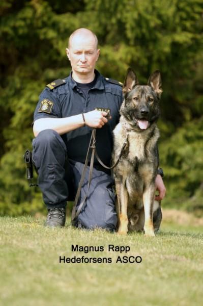 Magnus Rapp & Hedeforsens Asco