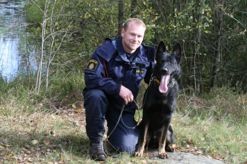 H. Akim (Bosse) och Mikael Lundborg