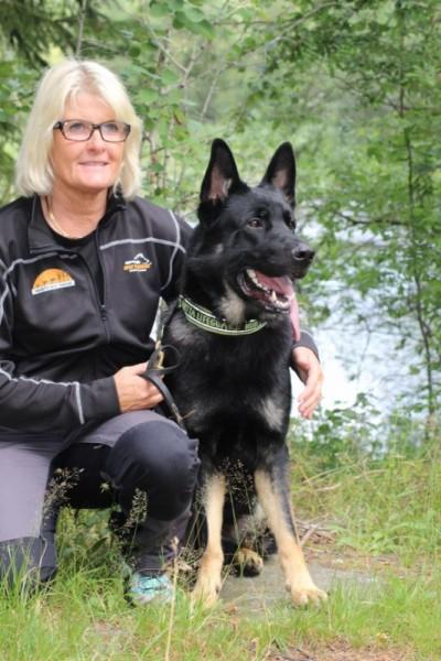 Hedeforsens Qrut och Birgitta Kihlberg